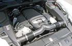 Porsche Cayenne Engine Picture