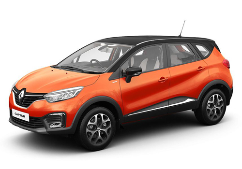 Renault CAPTUR RXL Petrol
