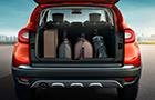 Renault CAPTUR Boot Open Picture