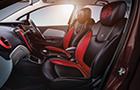 Renault CAPTUR Front Seats Picture
