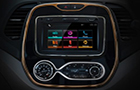 Renault CAPTUR Stereo Picture