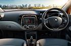 Renault CAPTUR Central Control Picture