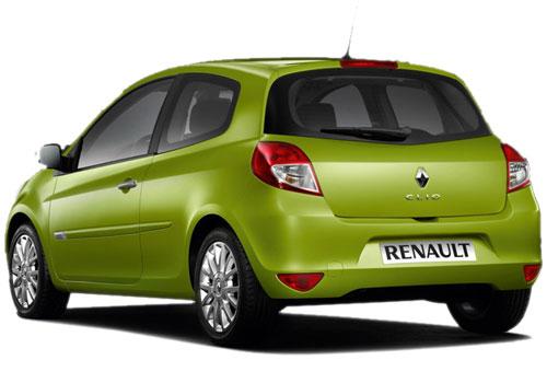 Renault Clio Photo