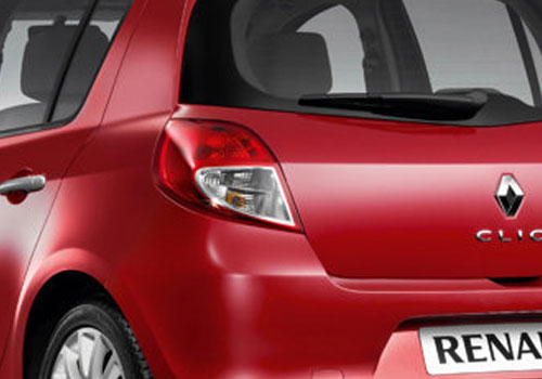 Renault Clio Tail Light Exterior Picture