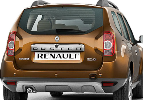 Renault Duster Pictures