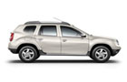 Renault Duster in Pearl Supreme White Color