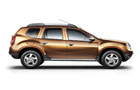Renault Duster in Woodland Brown Color