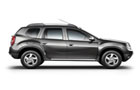 Renault Duster in Graphite Grey Color