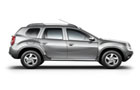 Renault Duster in Moonlight Silver Color