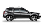 Renault Duster in Pearl Galaxy Black Color