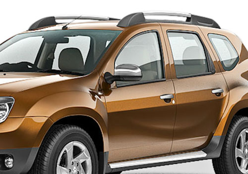 Renault Duster Roof Rail Exterior Picture