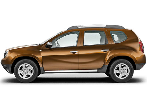 Renault Duster Front Angle Side View Exterior Picture