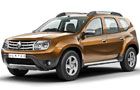 Renault Duster Diesel RXZ Six Speed option pack