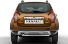 Renault Duster Rear View Picture