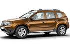 Renault Duster Front Side View Picture