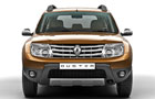 Renault Duster Front View Picture