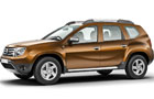 Renault Duster Front Angle Low Wide Picture