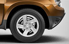 Renault Duster Wheel and Tyre Picture