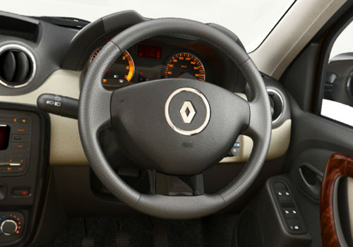 Renault Duster Steering Wheel Picture