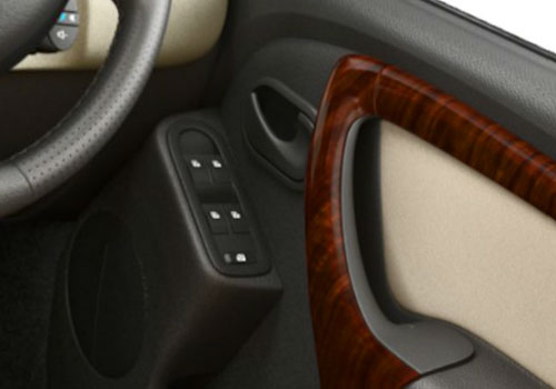 Renault Duster Driver Side Door Control Interior Picture