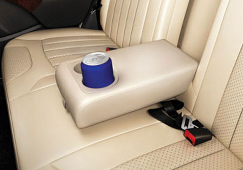 Renault Duster Cup-holder picture