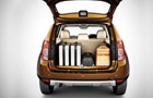 Renault Duster Boot Open Closer View Picture