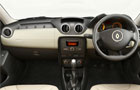 Renault Duster Central Control Picture