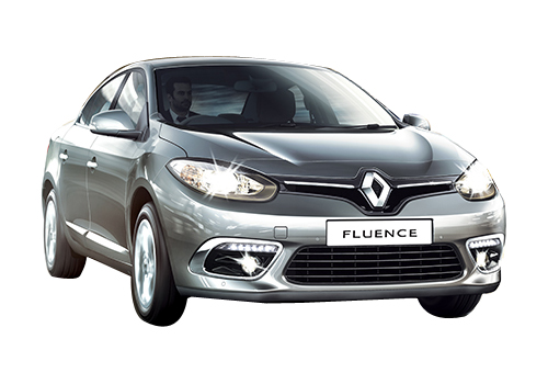 Renault Fluence Pictures