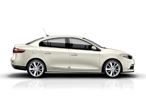 Renault Fluence Cross Side View Exterior Picture