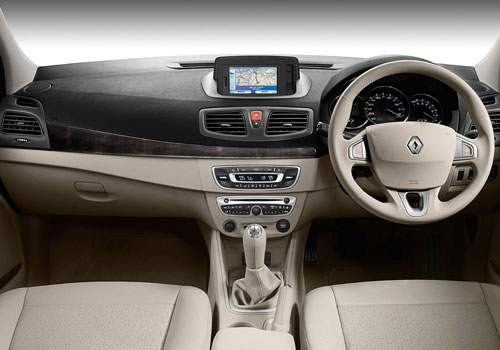 Renault Fluence Interior Picture