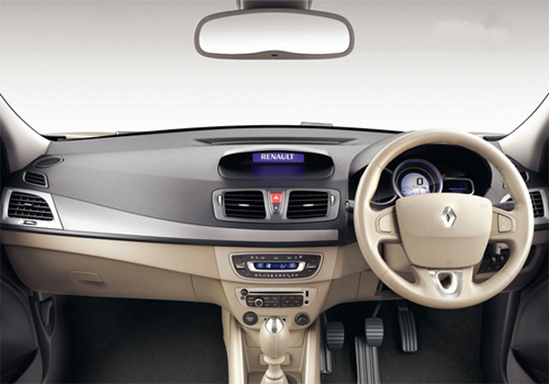 Renault Fluence Steering Wheel Picture