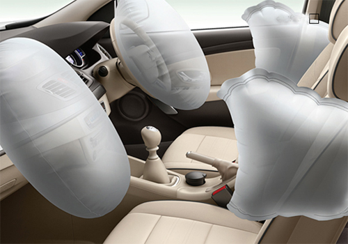 Renault Fluence Airbag Interior Picture