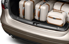 Renault Fluence Boot Open Picture