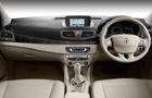 Renault Fluence Dashboard Picture