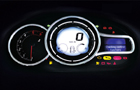 Renault Fluence Tachometer Picture