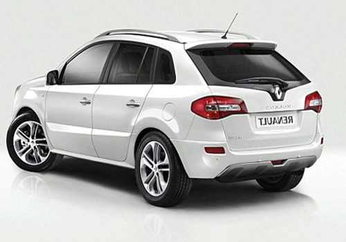 Renault Koleos Cross Side View Exterior Picture