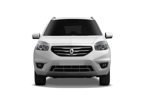 Renault Koleos Front View Exterior Picture