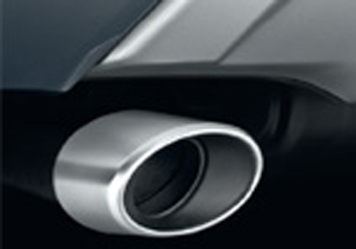 Renault Koleos Exhaust Pipe Exterior Picture