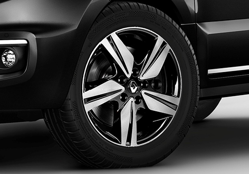 Renault Koleos Wheel and Tyre Exterior Picture