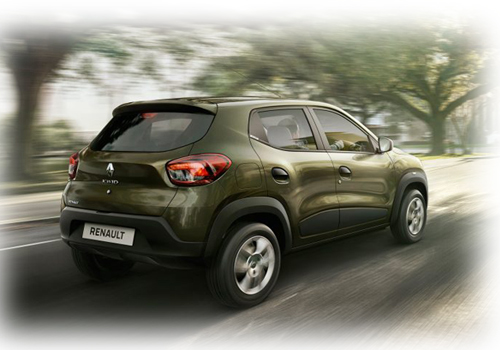 Renault KWID Side View Picture