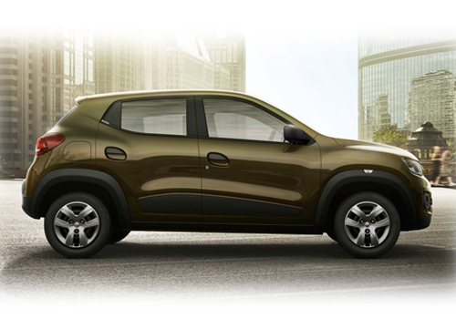 Renault Kwid Side Medium View Exterior Picture