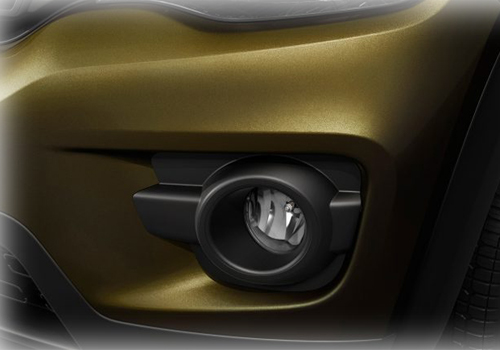 Renault Kwid Fog light Exterior Picture