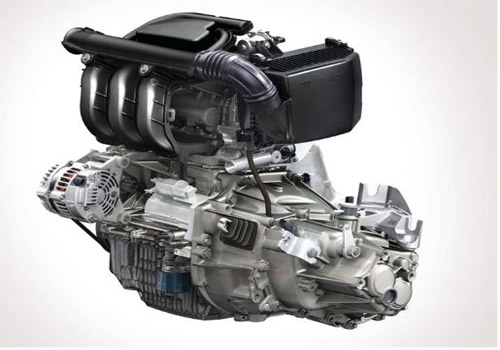 Renault KWID Engine Picture