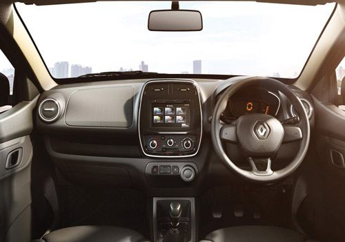 Renault Kwid Central Control Interior Picture