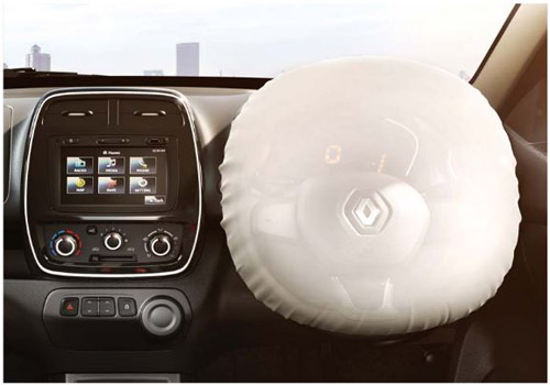 Renault Kwid Airbag Interior Picture