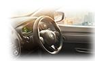 Renault Kwid Steering Wheel Picture