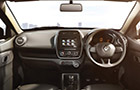 Renault Kwid Central Control Picture