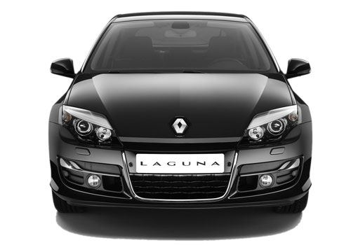Renault Laguna Front View Exterior Picture