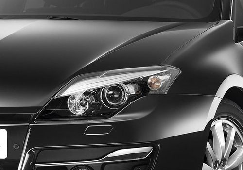 Renault Laguna Headlight Exterior Picture
