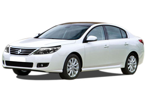 Renault Latitude Front Medium View Exterior Picture